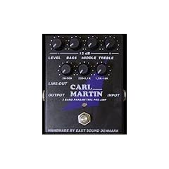 CARL MARTIN 3BAND PARAMETRIC PREAMP