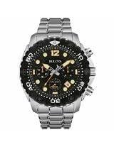 Bulova Analog Black Dial Men's Watch - BL 98B244