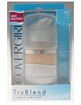 Cover Girl Trublend Liquid Makeup #410 Classic Ivory