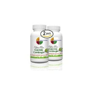 Ultra Pure Garcinia Cambogia Extract - Premium Weight Loss Supplement - 800mg. - 2 Month Supply