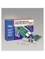 Intel PWLA8492MT PRO/1000 MT PCI/PCI-X Dual Port Server Adapter