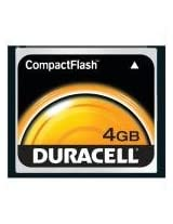 Duracell 4 GB 133x USB 2.0 Compact Flash Card DU-CF-4096-R