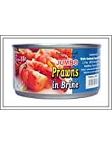 Britte Boiled Prawns With Salt Water 185 Grams