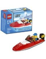 LEGO City Speed Boat 4641