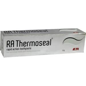 Ra Thermoseal Toothpaste 50Gm (Icpa)
