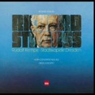 CD ルドルフ・ケンペ指揮 R.シュトラウス:オーボエ協奏曲&ホルン協奏曲の商品写真