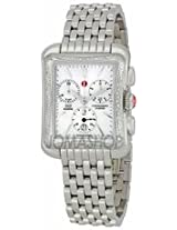 Michele Deco Moderne Ii Steel Bracelet Watch Mww06U000001