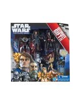 Star Wars 2011 Clone Wars Exclusive Ultimate Gift Set Action Figure 5 Pack