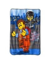 The Lego Movie 46 x 60 Micro Plush Throw