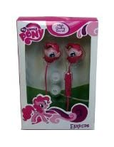 Sakar My Little PonyAged Up Earbuds w/In-Line Mic and Case (11857P-TRU)