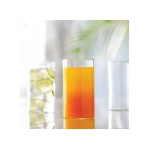 Borosil Vision Large Glass, 350ml, Set of 6