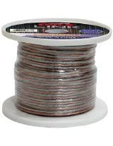 Pyle PSC1850 18-Gauge 50-Feet Spool of High Quality Speaker Zip Wire