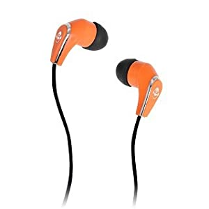 iDance Slam 40 Orange Earphones