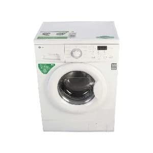LG F1068LDP Washing Machine-White