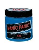Manic Panic Atomic Turquoise Hair Dye Blue/Green