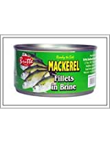 Britte Boiled Mackeral Fish With Salt Water 185 Grams