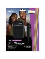 Vivitar SCNIK Nikon Li-Ion Charger (Black)