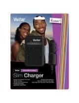 Vivitar Viv-Sc-Kod Li-Ion Battery Charger for Kodak Cameras