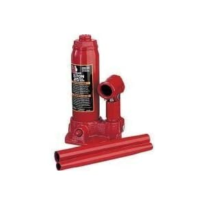 Hand operated Hydraulic Bottle CAR Jack Lifter - 2 Ton Bottle Magic Car Lifter