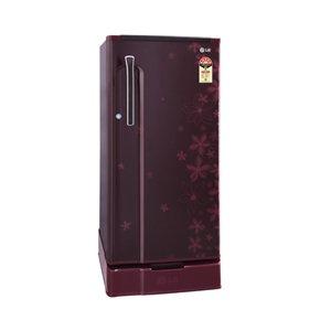 LG GL-205KADG5 Direct Cool Refrigerator (190L:5 Star) - Pink Florence