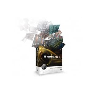 Native Instruments 「KOMPLETE 7」を発表