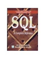 SQL: A Complete Reference