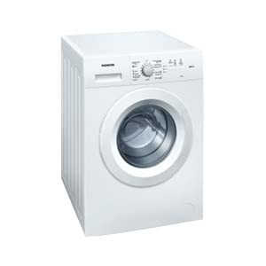 Siemens 5.5 Kg WM08X160IN Front Loading Fully Automatic Washing Machine-White