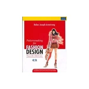 Patternmarking For Fashion With Cd (Old Edition)