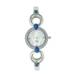 Titan Raga 9747SM01 Women's Watch-Silver