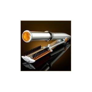 Inova InStyler The Rotating Iron . Hair Straightener & Curling Iron 2 in 1