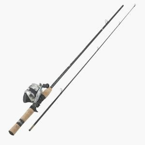 Zebco Spincast Fishing Rod and Reel Combo