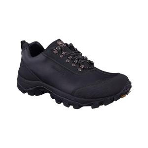 Woodland Men's Black Casual Shoes