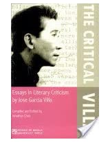 The Critical Villa: Essays in Literary Criticism