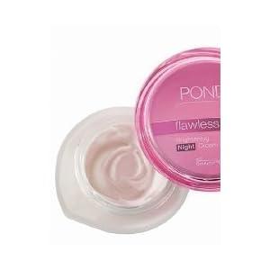 Ponds Flawless White Night Cream, 50g