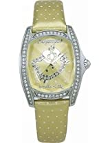 Hello Kitty By Chronotech Gold/White Ladies Watch Ct.7094Ss/44