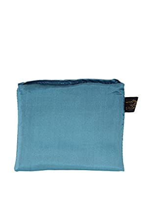 Yala Designs Pocket Pillowcase, Dusty Blue
