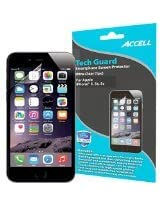 Accell Tech Guard Ultra-Clear Screen Protector for iPhone 5, 5s, and 5c (S179A-001L)