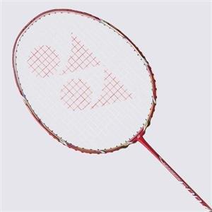Yonex Nanoray 600 Badminton Racket(Wine red)