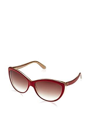 Alexander McQueen Gafas de Sol AMQ4147/S (61 mm) Rojo