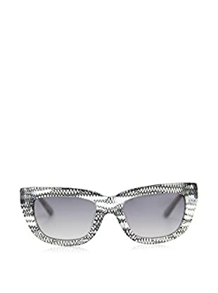 Missoni Gafas de Sol 776S-01 (52 mm) Blanco / Negro