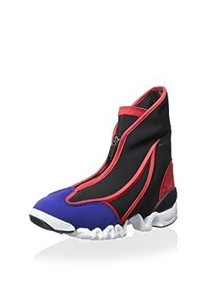 adidas Y-3 by Yohji Yamamoto Men's Nomad Racer Sneaker (Black/Lgtsca/Runwht)