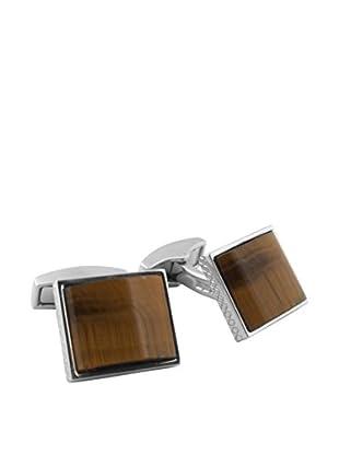 Tateossian Manschettenknopf CL5178 Sterling-Silber 925