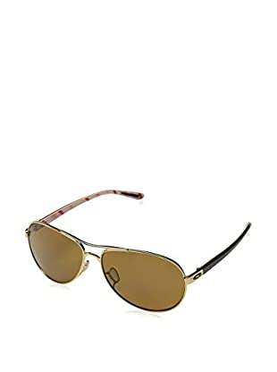 Oakley Sonnenbrille Polarized FEEDBACK (59 mm) gold