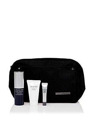Shiseido Crema Energizadora 50 ml + Espuma Limpiadora 30 ml + Gel De Ojos 5 ml+ Neceser
