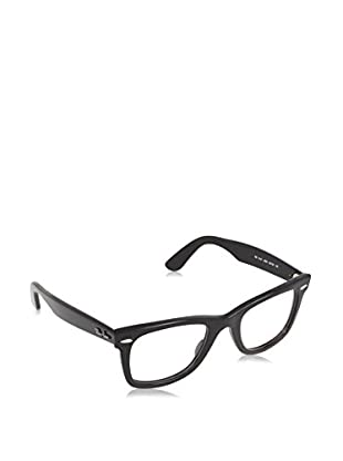 Ray-Ban Gestell WAYFARER (50 mm) schwarz