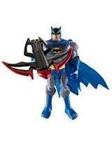 Batman The Brave and the Bold Action Figure Crossbow Batman Mattel Cartoon & Comics Figures