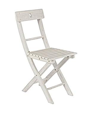 Stuhl 2er Set Balcony weiß