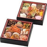 神戸オーベルジュ 洋風おせち二段重: 食品&飲料