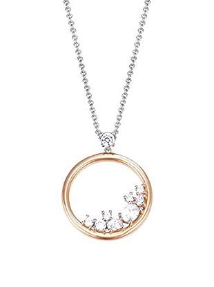 Esprit Conjunto de cadena y colgante Es-Floating Stones plata de ley 925 milésimas