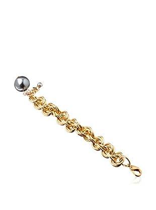 Biplat Armband 26518 goldfarben